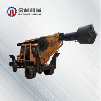 厂家直销履带式旋挖钻机 光伏液压旋挖打桩机 工程建筑螺旋打桩机