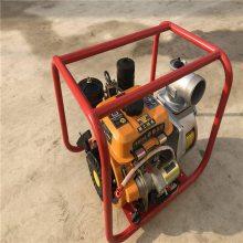 2寸汽油自吸泵小型抽水泵汽油水泵抽水泵厂家 金源