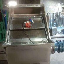 斜筛式不锈钢 全自动干湿分离机 牛粪猪粪可用