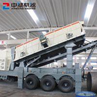 黑龙江时产300吨到500吨建筑垃圾处理设备报价 建筑垃圾破碎站