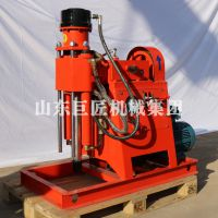 华夏巨匠ZLJ-350注浆加固钻机可用于边坡支护取芯体积小重量轻