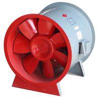 山东金光PYHL-14A消防高温排烟混流风机、3C认证消防风机