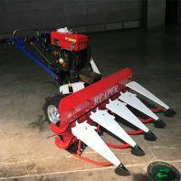 多功能低损失率稻麦收割机 高效率胡麻收割机
