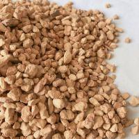 1-3mm硅藻土颗粒 净化器滤芯 水处理用硅藻土颗粒饲料硅藻土超白