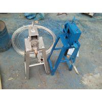 白铁 铁皮保温专用压边机 卷圆机 折弯机 铁板电动卷圆机 钢板卷圆机 支持定做所有