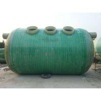 十七冶山东省济南市汇智园工程16立方米玻璃钢化粪池供应商现行国标报价
