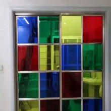 昆明彩色玻璃-狼道玻璃-昆明彩色玻璃零售