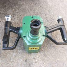 ZQS-50/1.6S气动手持式钻机适用范围既可钻锚杆孔,又可搅拌和安装树脂药类锚杆