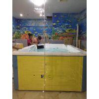 重庆婴儿游泳馆加盟全套亚克力游泳池提供
