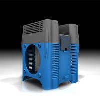 深圳南山区捷诚创3D打印及CNC加工塑胶手板厂
