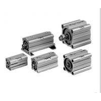 SMC带气缓冲 薄型气缸RDQB25-15带磁可配磁性开关