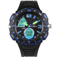 SPIKE手表厂家供应新品男士塑胶防水运动电子表