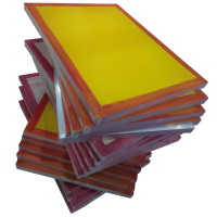 工厂热销丝印铝合金铝框贴花、玻璃印刷网框(可定做各规格)