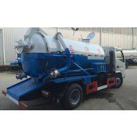 多利卡5吨干湿分离吸污车规格型号/配置/参数