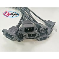 厚普标准0.5M电源线转接头厂家