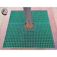 玻璃钢格栅树篦子市政园林树篦子人行道树坑盖板——河北龙轩
