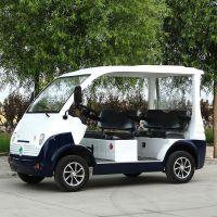 厂家直销绿环电动观光车 旅游景区公园四轮电动车 观光巡逻车