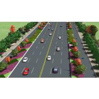 道路施工三维动画片制作 上海投标动画制作