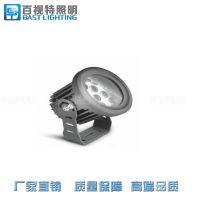 LED投光灯 9*1/2W户外防水投光灯 外墙远程射灯 泛光灯聚光灯