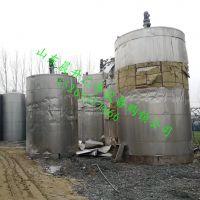 低价转让50立方/70立方/80立方/120立方生物发酵罐 不锈钢发酵罐