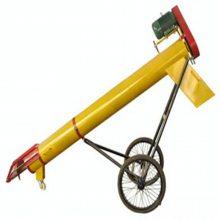 颗粒螺旋提升机多少钱新型 电动螺旋提升机电话湛江