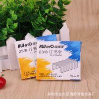 批发台湾KW可得优0238加厚钉 23/8订书钉 8mm厚层钉 订30-50页