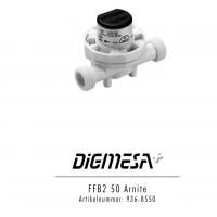 FFB2 936-8550微小液体流量计瑞士DIGMESA迪格曼莎