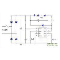 供应嘉泰姆驱动IC CXLE8375高精度非隔离降压型LED控制器85~265V全电压LED照明应用