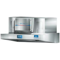净平 厨房油烟净化设备 商用油烟净化一体机 油烟净化器招商加盟