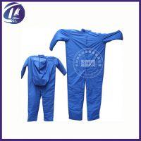 低温防护服 液氮实验室专用连体防护服