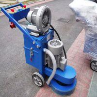 东硕机械环氧无尘打磨机 GX380水泥地打磨机