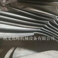 厂家直销 按需定制 304不锈钢蛟龙叶片