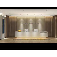 高档公司前台亚克力水晶字前台形象背景墙LOGO设计制作招牌门牌