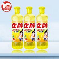 立牌西柚除菌洗洁精501.8G 生产厂家 批发 洗洁精原料代加工