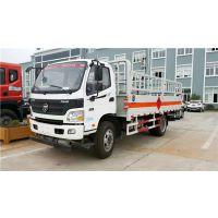 二类危险品厢式运输车厂家-易燃气体厢式运输车