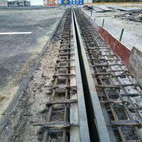 乐陵市f40型模数式伸缩缝丨桥梁伸缩缝严格按照工艺要求安装