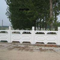 厂家直销优质汉白玉石雕栏杆 高档别墅走廊阳台用石栏板