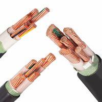 深圳金环宇电缆 阻燃 铠装低压电力电缆ZR-VV3*25mm2 纯铜国标 工程用线