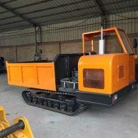 履带自卸车10吨 履带运输自卸车 广西工程用履带式拖拉机