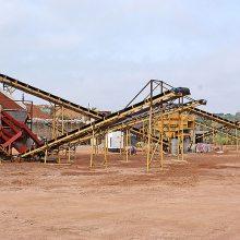 制砂机的性能特点有哪些?破碎制砂生产线报价