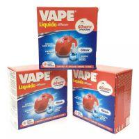 意大利vape驱蚊水进口电吸式植物孕妇宝宝温和无味电热蚊香器批发