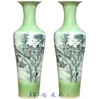 厂家定做陶瓷大花瓶大花瓶定做景德镇大花瓶乔迁礼品大花瓶