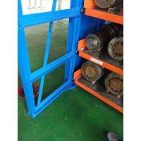 厦门钢材存放 边角料存放箱 抽屉式货架使用 货架升级