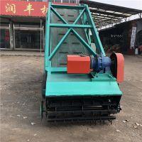 移动式青贮取料机 秸秆青储扒料机 大型牛场专用取草机