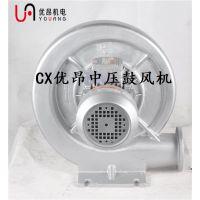 广州工厂直销CX-100(1.5KW)透浦隔热式鼓风机,CX中压风机
