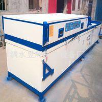 供应高速全自动真空吸塑机 异形板材家具推拉门昱辉电子控温设备真空覆膜机