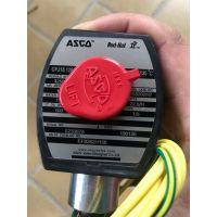 美国ASCO电磁阀EF8262H158,电压DC24V,原装正品。