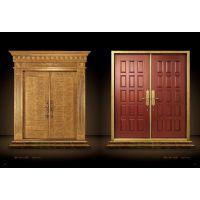 合肥建承牌 钢制别墅大门、庭院门款式新颖、价格优免费安装