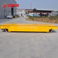 炼钢铁轨道平板车CAD图纸 车间之间转运物流电动地平车路线设计图