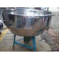 桦甸150公斤塑料拌料机 不锈钢搅拌机50公斤塑料混色机 立式饲料搅拌机信誉保证